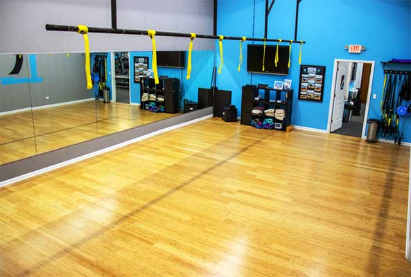 Chiropractic Lockport IL Dance Room
