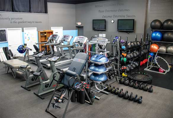 Chiropractic Lockport IL Exercise Equipment
