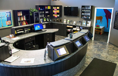 Chiropractic Lockport IL Front Desk