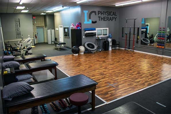 Chiropractic Lockport IL Physical Therapy Room