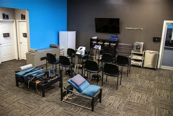 Chiropractic Lockport IL Presentation Area