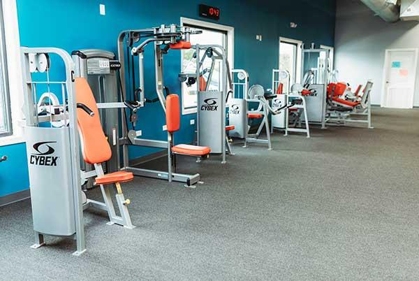 Chiropractic Manhattan IL Exercise Machines