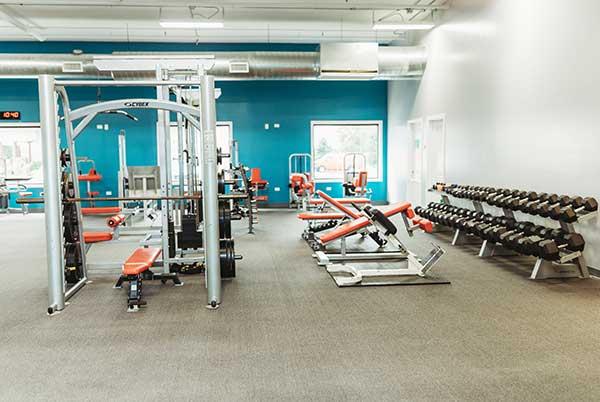 Chiropractic Manhattan IL Gym Equipment