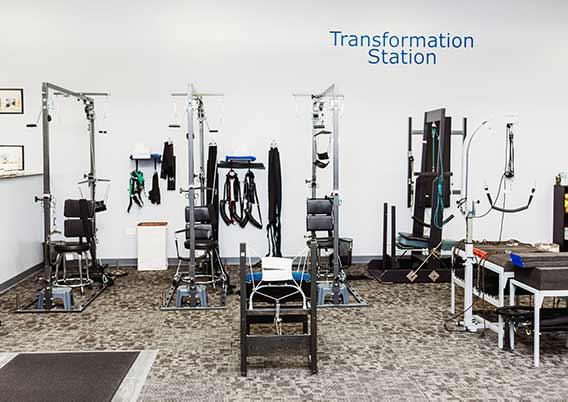Chiropractic Manhattan IL Transformation Station