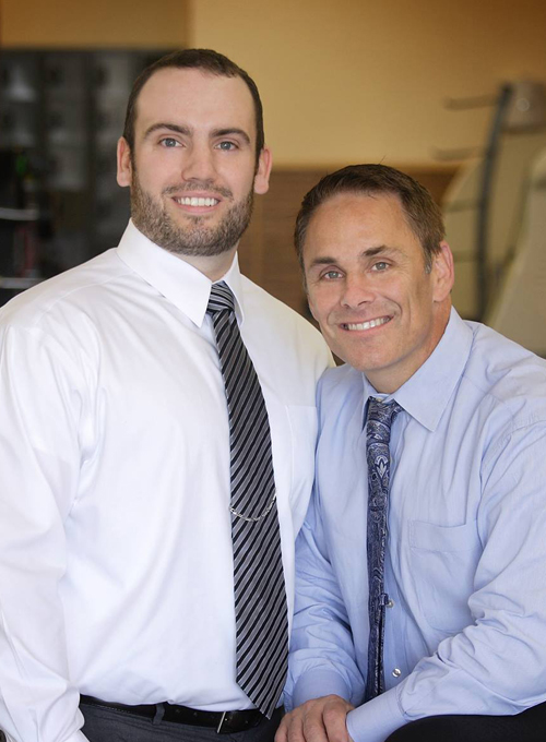 Chiropractor Lockport IL Timothy Radcliffe and Andrew Gardner